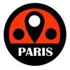 巴黎旅游指南地铁路线法国离线地图 BeetleTrip Paris travel guide with offline map and ratp rer metro transit