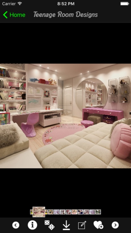 Teen Room Design