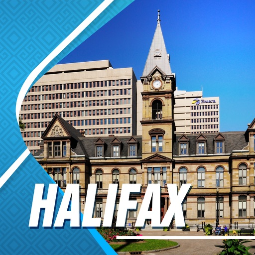 Halifax City Offline Travel Guide