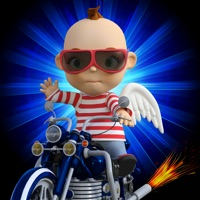 Codes for Angel Child Racing - Little chic cupid baby with motorbike Hack