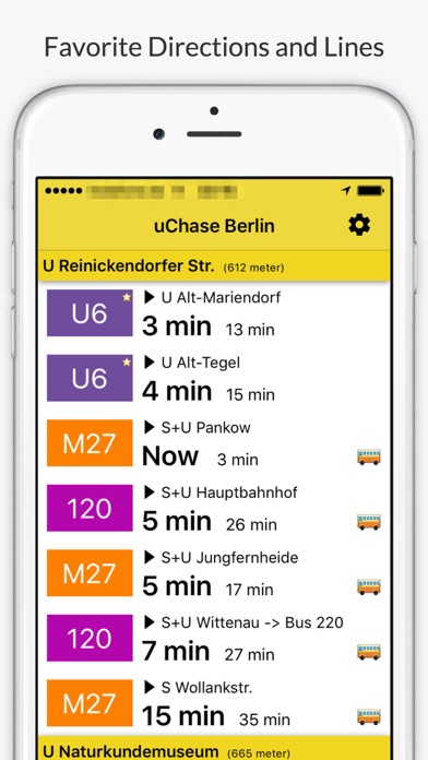 uChase Berlin Premium screenshot three