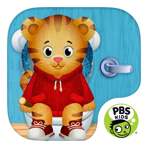 Daniel Tiger S Stop Amp Go Potty On The App Store