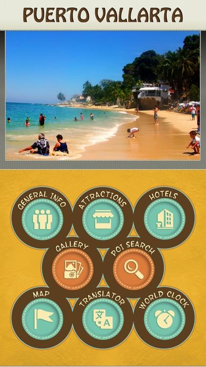 Puerto Vallarta Offline Travel Guide
