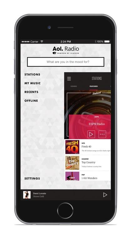 AOL Radio screenshot-4