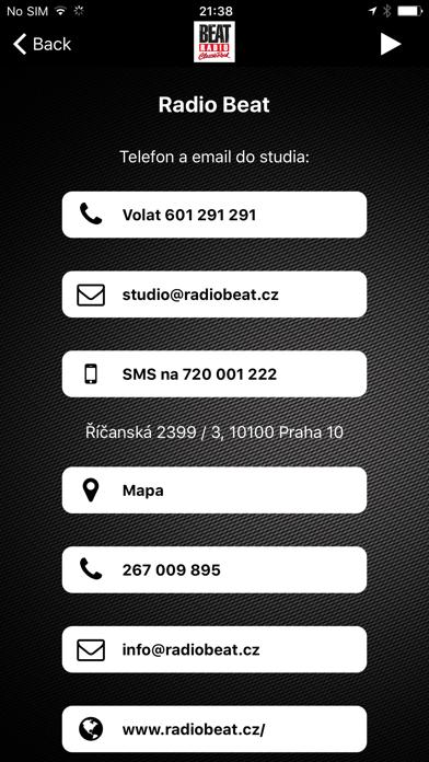 Rádio Beat screenshot four