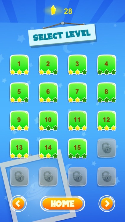 Hungry Cat Sketch Breaker Free Puzzle Physics Games