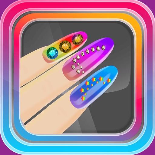 Fancy Nails Design Beauty Salon – Nail Art Makeover Game For Girls