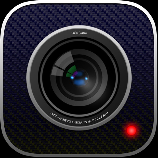 HEx (cam) - Video Recording + Time Lapse + Stop Motion -