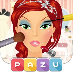 Makeup Girls - Wedding Dress Up & Make Up Game for girls, by Pazu