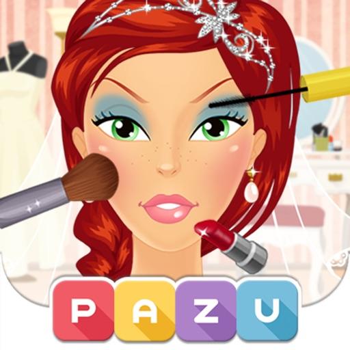 Makeup Girls - Wedding Dress Up & Make Up Game for girls, by Pazu