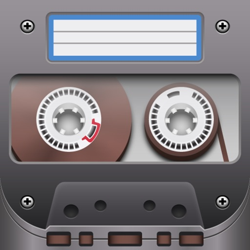 Super recorder - record anything you want app logo
