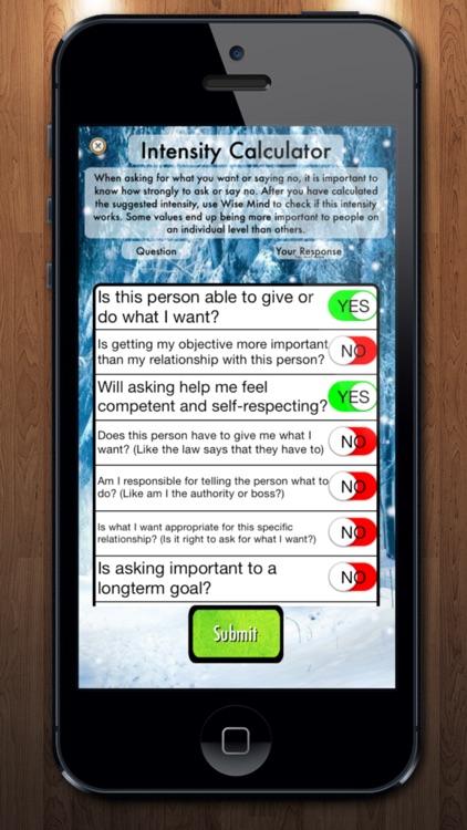 DBT: Interpersonal Relationship Tools screenshot-3