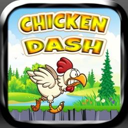 Chicken Dash - Run To The End