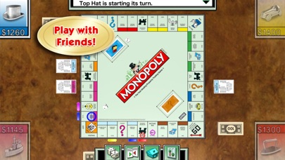 MONOPOLY Game app image