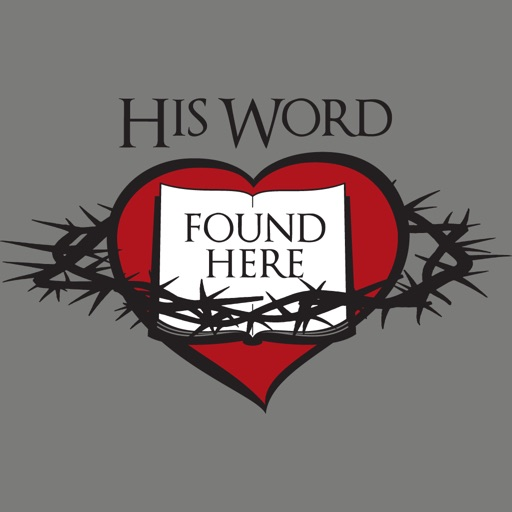 His Word Found Here icon