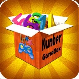 数字游戏盒子