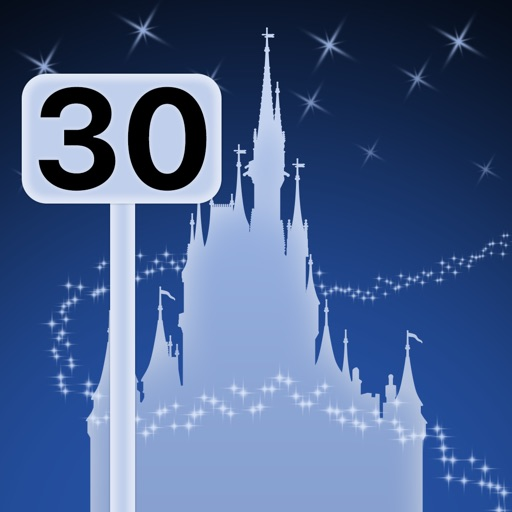 Wait Times for Disney World - Ad Free