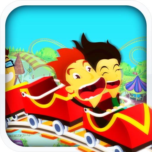 Roller Coaster - Extreme Roller Coaster Ride