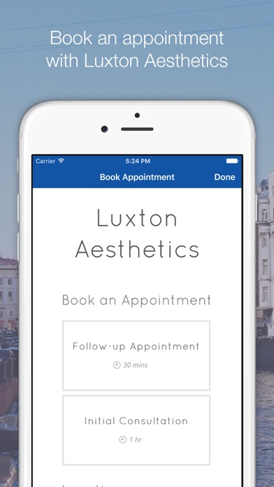 Luxton Aesthetics - Aesthetic treatments in Kent, London and Essex UK screenshot two