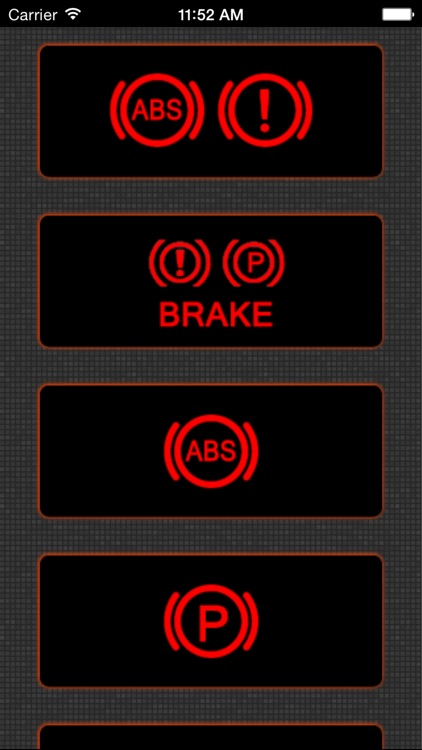 App for Subaru Warning Lights & Problems screenshot-1