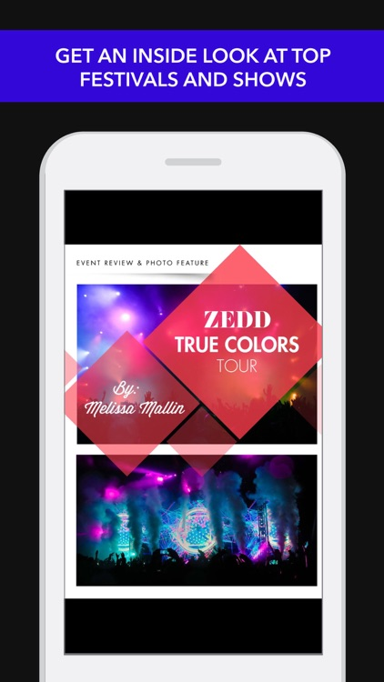 EDM World Magazine +AAA #1 App screenshot-2