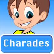 Kids Charades - Guess the Word Game - Psych out your friends icon