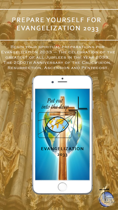 GAUDETE – Catholic Faith Resources App of Infant Jesus Society screenshot four