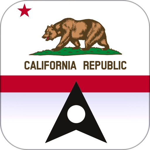California Offline Maps and Offline Navigation