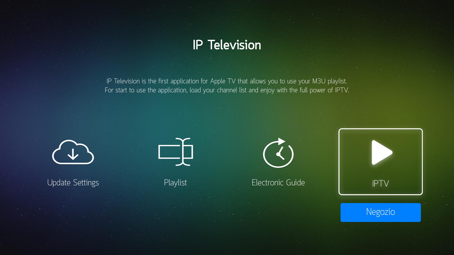 IP Television - IPTV M3U screenshot 14