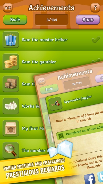 Fruit Avalanche Full screenshot-3