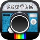 Simple Camera Pro - New Retro Photo Editor with Classic Lomo Effect and Image Filter icon