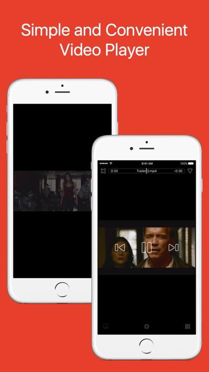 HDPlayer - Video and audio player screenshot-3