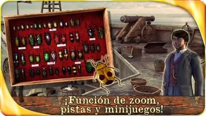 La isla del tesoro - El insecto dorado - Extended Edition - Juego de objetos ocultosCaptura de pantalla de3