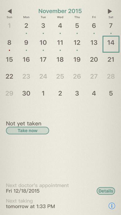 Pill-Watch screenshot one