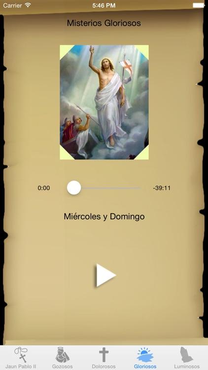 Rosario Interactivo con San Juan Pablo II screenshot-3