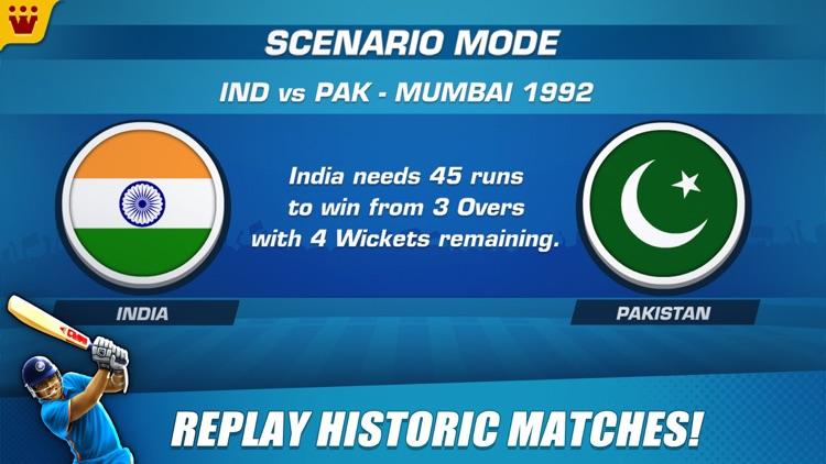 Power Cricket T20 - 2016 screenshot-4