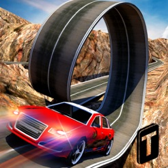 ‎City Car Stunts 3D