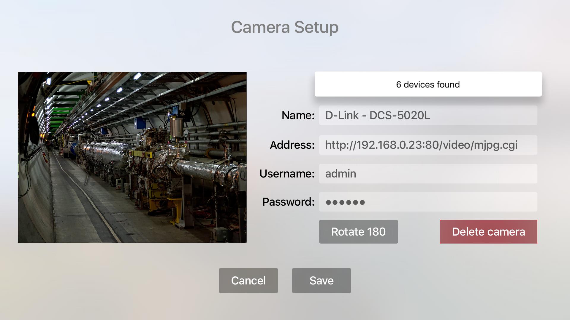 Webcam HQ - CCTV Viewer screenshot 2