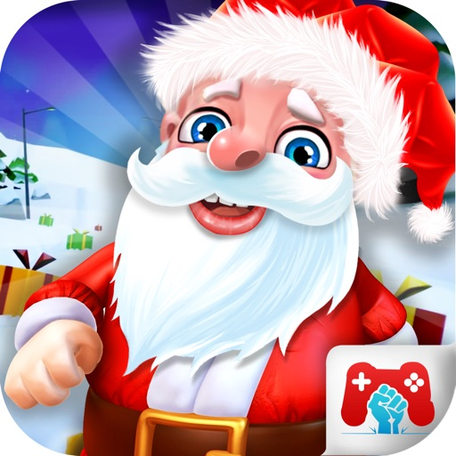 Run Santa Claus Run Game icon