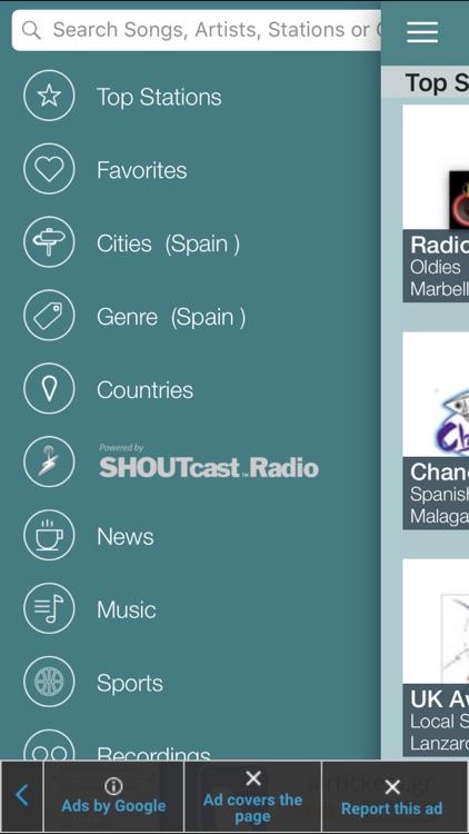 iRadio España screenshot-4