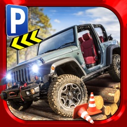 Offroad 4x4 Truck Trials Parking Simulator a Real Car Stunt Driving Racing Sim