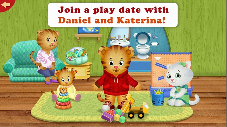 Daniel Tiger's Stop & Go Potty screenshot-1