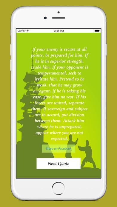 点击获取The Wisdom of Sun-Tzu - Quotes from Sun Tzu
