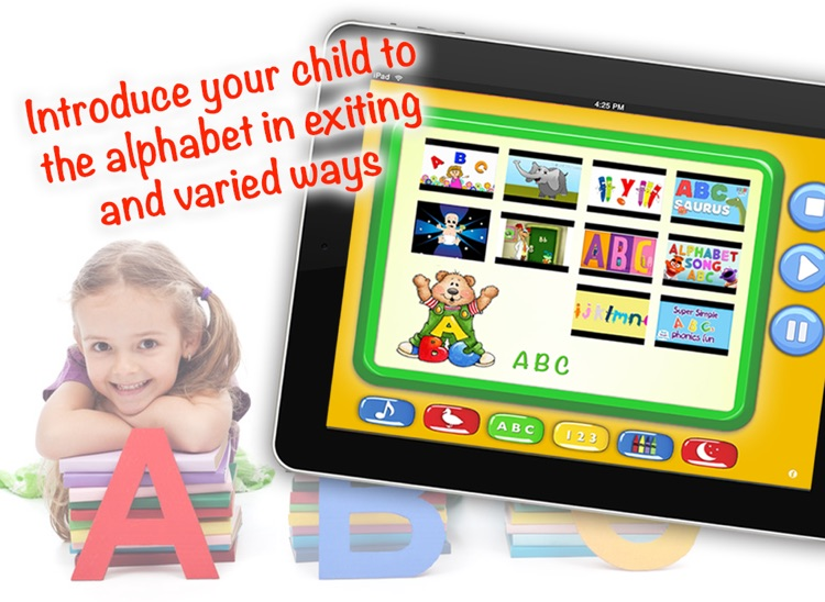 ZOOLA Kids Videos HD - Educational Videos for kids screenshot-3