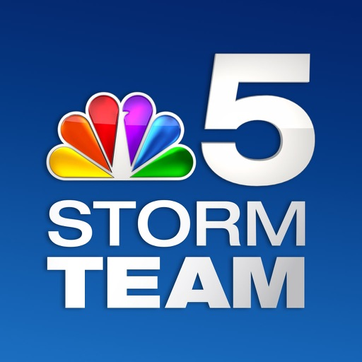 NBC 5 StormTeam for iPad icon