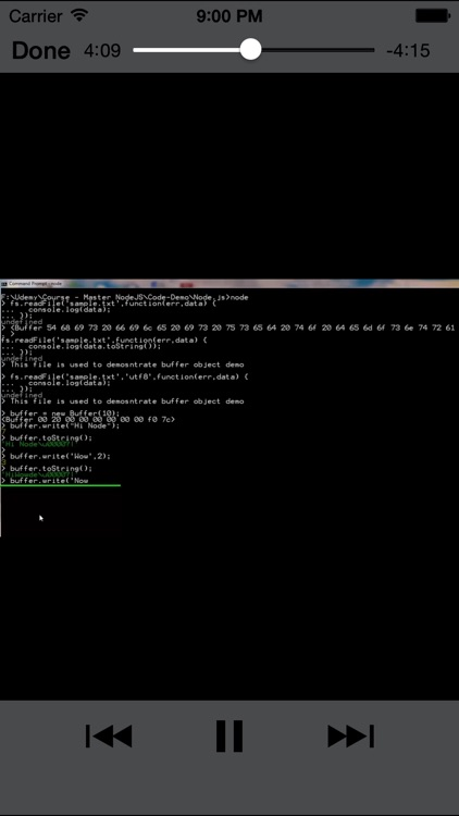 LearningNodeJS screenshot-3