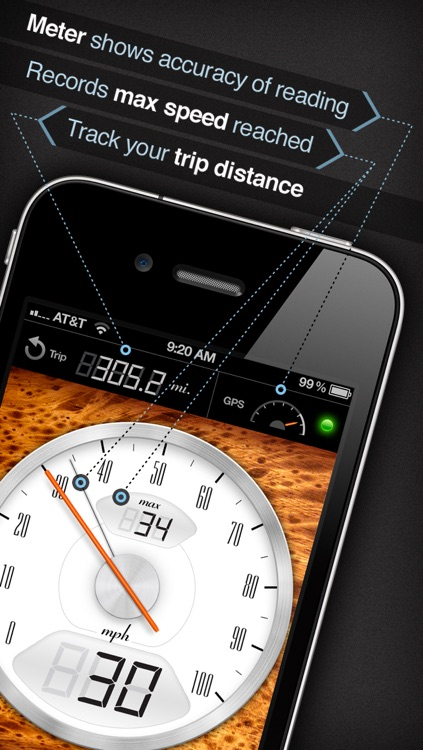 Speedometer+ screenshot-2