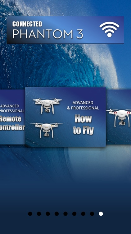 Control for Phantom 3 Standard, Advanced & Professional Drones screenshot-3