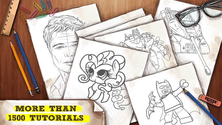 Drawing Ideas Learn How To Draw Tutorials By Ivan Lubomirov