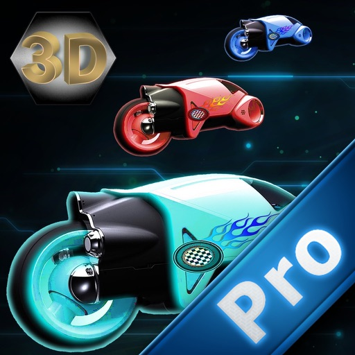 Racer Neon World 3D PRO